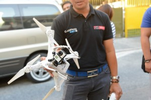 DJI Phantom demo by Marty Ilagan